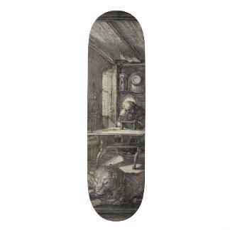 Santo Jerome en su estudio de Albrecht Durer Tablas De Skate