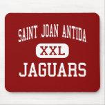 Santo Joan Antida - jaguares - alto - Milwaukee Tapete De Ratones