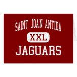 Santo Joan Antida - jaguares - alto - Milwaukee Tarjetas
