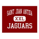 Santo Joan Antida - jaguares - alto - Milwaukee Postal