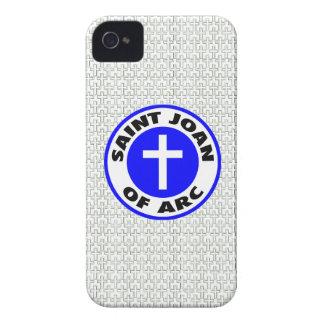 Santo Juana de Arco iPhone 4 Carcasas