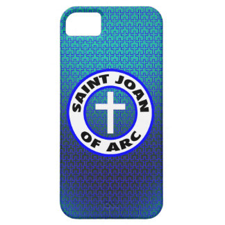 Santo Juana de Arco iPhone 5 Case-Mate Carcasas