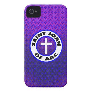 Santo Juana de Arco Case-Mate iPhone 4 Cárcasas
