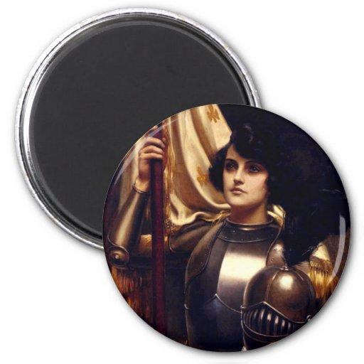 Santo Juana de Arco Iman De Nevera