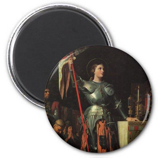 Santo Juana de Arco Imán De Frigorífico