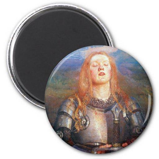 Santo Juana de Arco Iman De Frigorífico