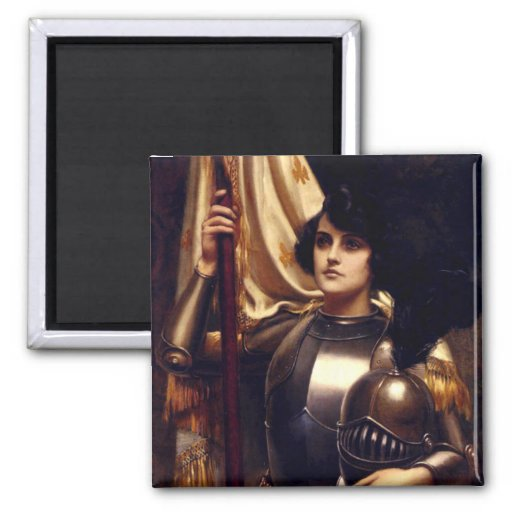 Santo Juana de Arco Imanes