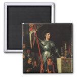 Santo Juana de Arco Iman Para Frigorífico