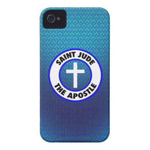 Santo Jude el apóstol iPhone 4 Case-Mate Carcasas