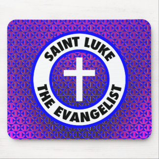 Santo Lucas el evangelista Tapete De Ratones