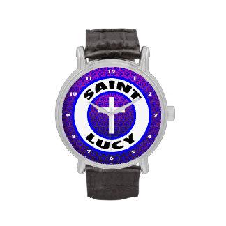 Santo Lucy Relojes De Mano