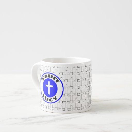 Santo Lucy Taza Espresso