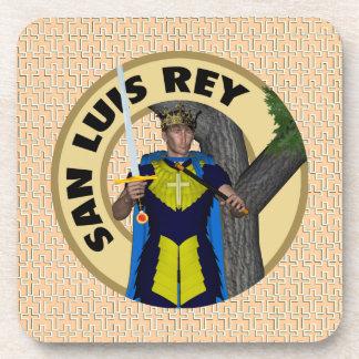 Santo Luis Rey Posavasos