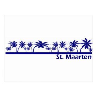 Santo Maarten Tarjetas Postales