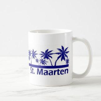 Santo Maarten Taza De Café