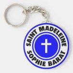 Santo Madeleine Sophie Barat Llavero Personalizado