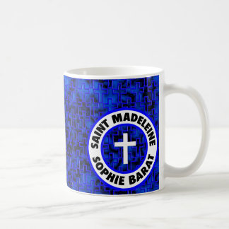 Santo Madeleine Sophie Barat Taza De Café