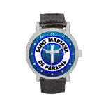 Santo Mariana De Paredes Relojes De Pulsera
