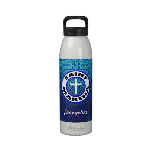 Santo Martha Botellas De Agua Reutilizables