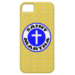 Santo Martha iPhone 5 Carcasa