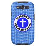 Santo Martha Samsung Galaxy S3 Fundas