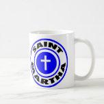 Santo Martha Taza De Café