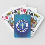 Santo Mónica Baraja Cartas De Poker