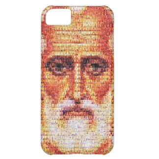Santo Nicholas con los santos Funda Para iPhone 5C