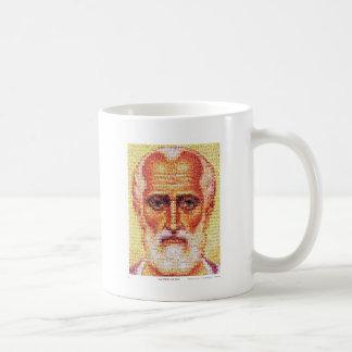 Santo Nicholas con los santos Tazas De Café
