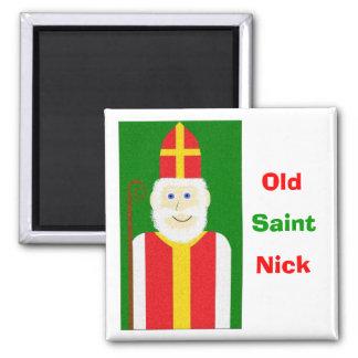 Santo Nicholas Imán Cuadrado
