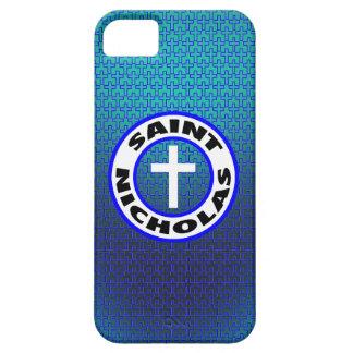 Santo Nicholas iPhone 5 Fundas