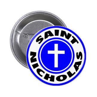 Santo Nicholas Pin