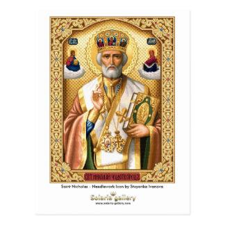 Santo Nicholas - postal