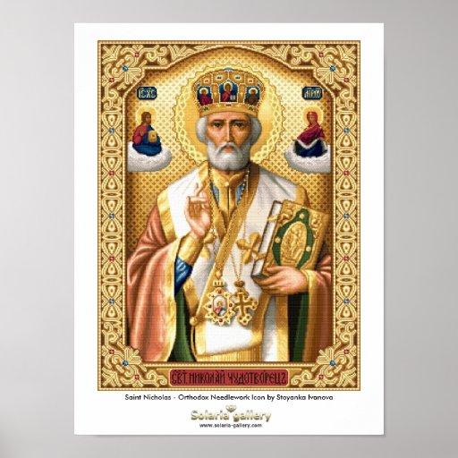 Santo Nicholas - poster