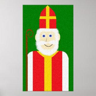 Santo Nicholas Póster