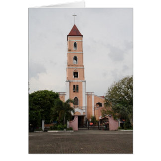 Santo Niño Church, Tacloban City Greeting Card