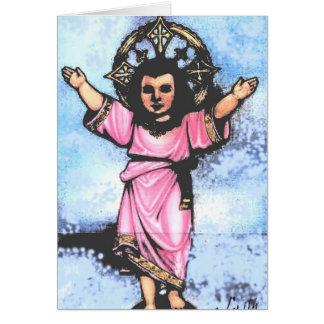 SANTO NINO DE ATOCHA CARD