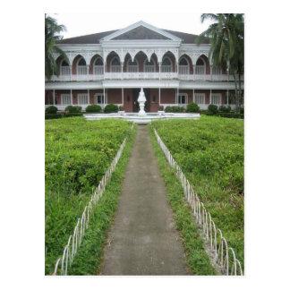 Santo Niño shrine Postcard