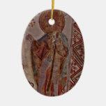 Santo Olaf de Noruega Adorno
