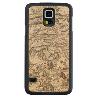 Santo Omer Funda De Galaxy S5 Slim Arce