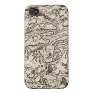 Santo Omer iPhone 4 Carcasa
