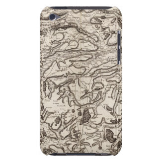 Santo Omer iPod Touch Case-Mate Cobertura