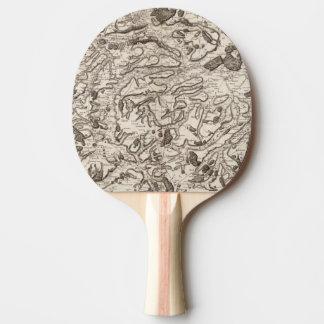 Santo Omer Pala De Ping Pong
