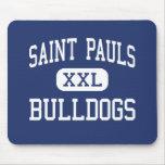 Santo Pauls - dogos - alto - santo Pauls Alfombrillas De Raton