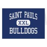 Santo Pauls - dogos - alto - santo Pauls Felicitacion