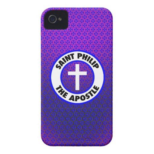 Santo Philip el apóstol iPhone 4 Funda