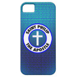 Santo Philip el apóstol iPhone 5 Carcasas