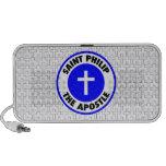 Santo Philip el apóstol Notebook Altavoz