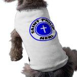 Santo Philip Neri Camisas De Mascota