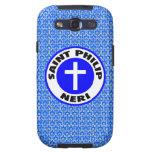 Santo Philip Neri Galaxy S3 Cárcasa